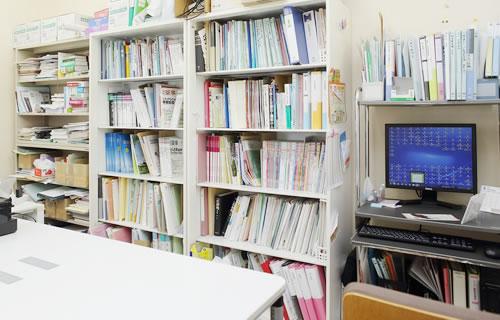 医薬品情報管理室(DI室)