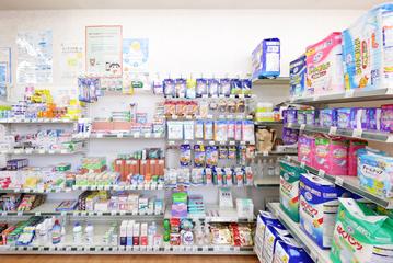マスカット薬局 奈義店