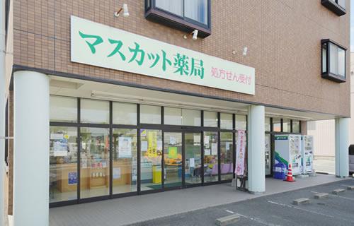 マスカット薬局 総社店