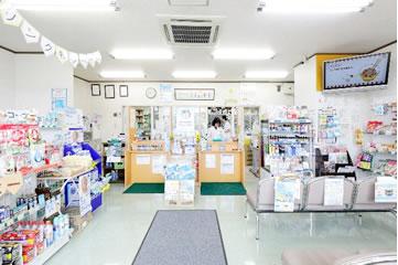 マスカット薬局 日本原店